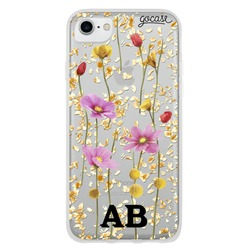 Floral Initials Phone Case