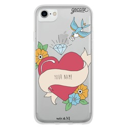 Heart Tattoo  Phone Case