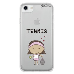 Tennis Girl Phone Case