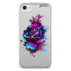 Neon Rose Phone Case