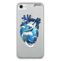 Sea Heart Phone Case