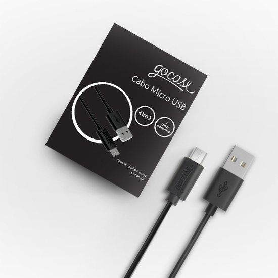 Cabo Android Micro USB Gocase