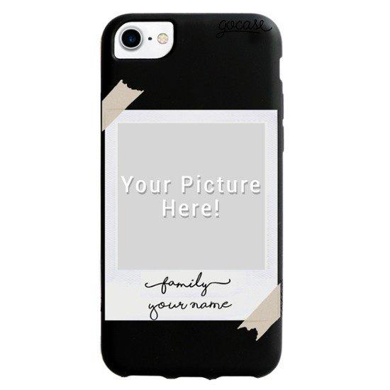 Black case - Picture Family Phone Case