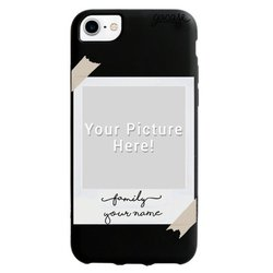 Black case - Picture Family Phone Case