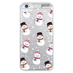 Cute Snowman Phone Case