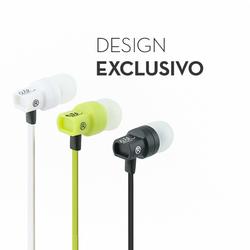 Fone de Ouvido Intra-Auricular Gocase