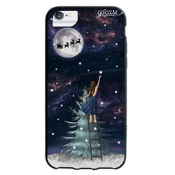 Black Case - Christmas Catching Lights Phone Case