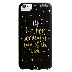 Black Case - It's the most wonderful time of the year Phone Case