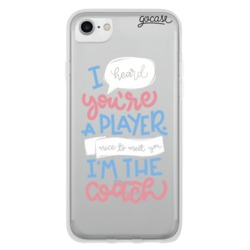 I'm The Coach Phone Case