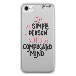Complicated Mind Phone Case