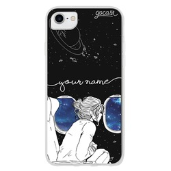 Space Passenger Handwritten Phone Case