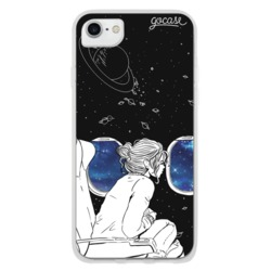 Space Passenger Phone Case