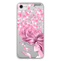 Petals in the Wind Phone Case