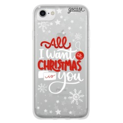 Capinha para celular I Want for Christmas