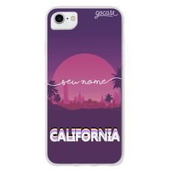 Capinha para celular California Vibes