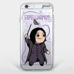 Capinha para celular Expelliarmus