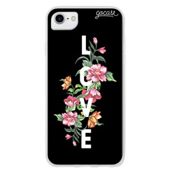 Love in Flowers Phone Case