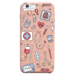 Royal Rose - Medicine Kit Phone Case
