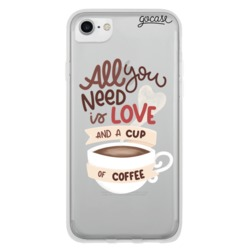 Love and Coffee Phone Case