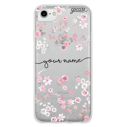 Vintage Bloom Handwritten Phone Case