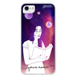 Space Reader Phone Case