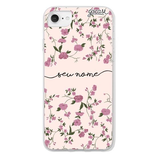 Primavera Rosa Manuscrita