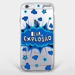 Capinha para celular Explosão