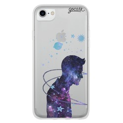 Cosmic Love - Left Phone Case