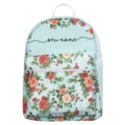Mochila Gocase Bag - Floral Renda Manuscrita