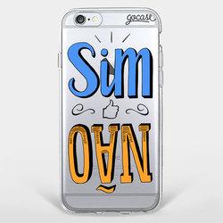 Capinha para celular Sim ou Não