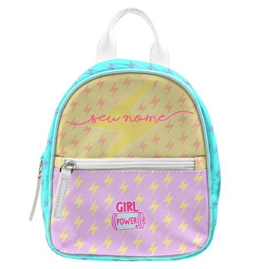 Microbag - Girl Power Manuscrita