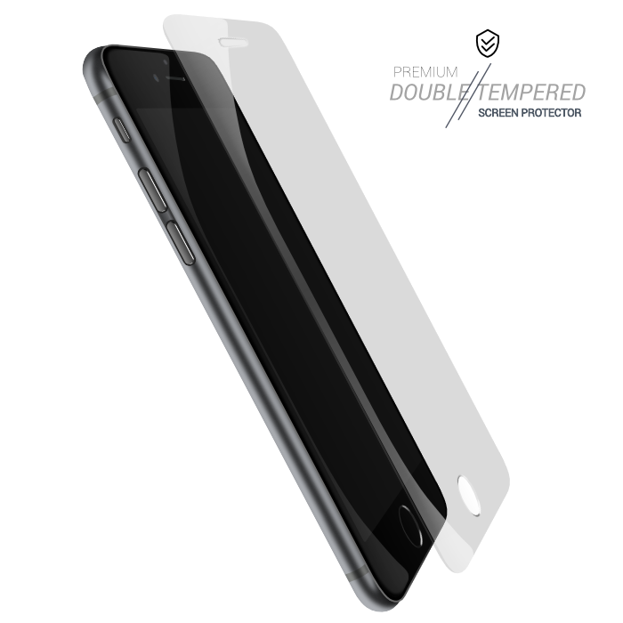Premium - Doppelt Gehärtertes Displayglas