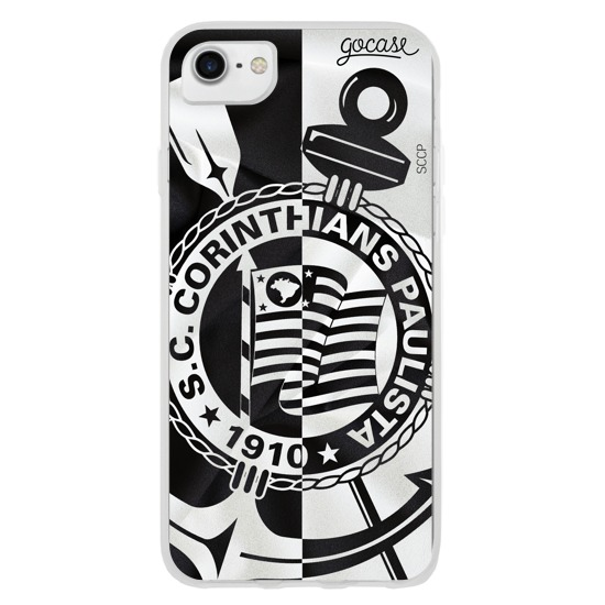 Corinthians - Black and White
