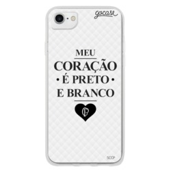 Capinha para celular Corinthians - Meu coração