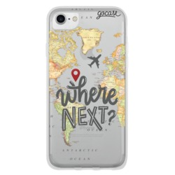 Capinha para celular Where Next Blank
