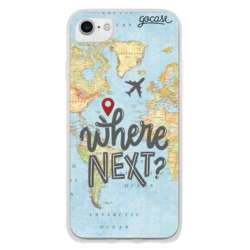 Capinha para celular Where Next
