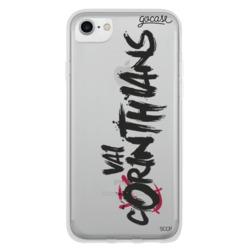 Capinha para celular Corinthians - Vai Corinthians