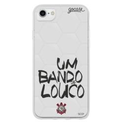 Capinha para celular Corinthians - Um Bando de Louco
