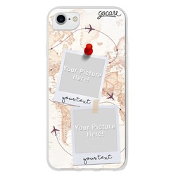 Picture - World Trip Phone Case
