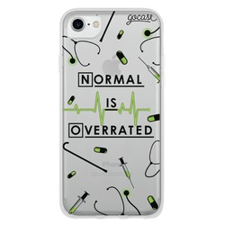 Normal is Overrated Phone Case