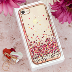 Shining Hearts - EP Phone Case