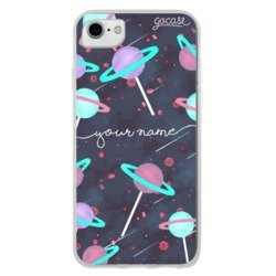 Candy Universe Handwritten Phone Case
