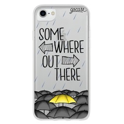Somewhere Out There Phone Case