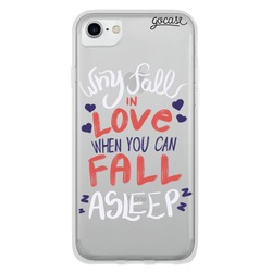 Capinha para celular Why fall in love