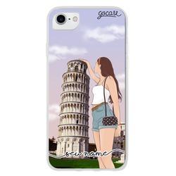 Capinha para celular Travel Lover - Pisa