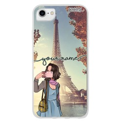 Travel Lover - Paris Phone Case