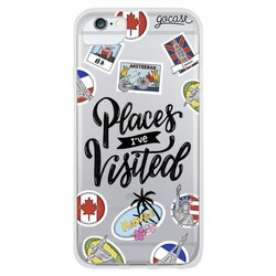 Places I've visited Phone Case