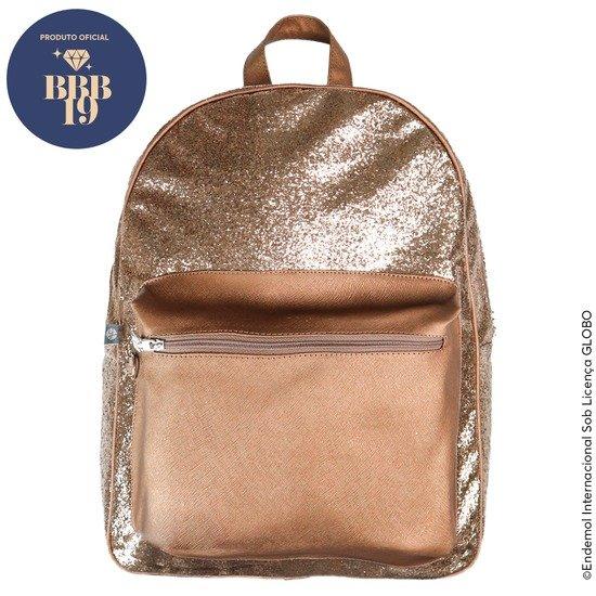 Mochila Gocase Bag - BBB19 - Bronze