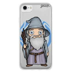 The Grey Pilgrim Phone Case