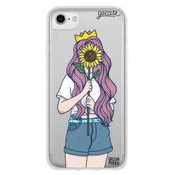 Capinha para celular Princesa do Sol